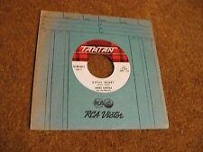 Bobby Curtola & the Martells/ Gypsy Heart b/w I'm Sorry/ Tartan/ 1963/ Canada