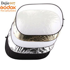 Godox 150*200cm Collapsible 5 in 1 Oval Diffuser Reflector Disc Zipper Bag
