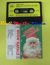 MC BUON NATALE italy DOC MUSIC MC 247 no cd lp dvd vhs