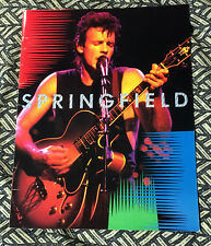 RICK SPRINGFIELD CATHODE RAY TOUR '85 TOURBOOK TAO 1985