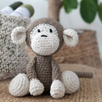 Yellow Duck Toy Crochet Kit DIY Amigurumi Making Easy to Learn ... | 200x200