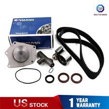 Timing Belt Kit Water Pump For 98-04 Dodge Intrepid Chrysler 300M 3.2L 3.5L