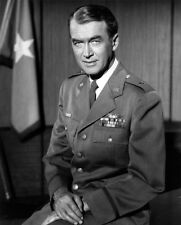 New 8x10 Photo: Actor & Brigadier General (James) Jimmy Stewart