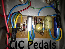 Tonebender MKI Kit (DAM Style OC75's,CC Resistors,Shielded cable,more)