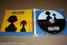 You're A Good Man Charlie Brown NM CD The New Broadway Cast Recording Musical