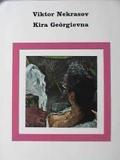 KIRA GEORGIEVNA di Viktor Nekrasov Romanzo Russia URSS Einaudi Nuovi Coralli 79