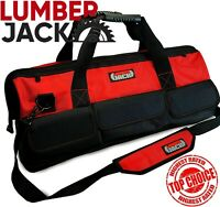 "24"" Heavy Duty Power Tool Bag Portable Carry Case 600mm"