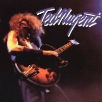 """TED NUGENT """"TED NUGENT"""" CD NEUWARE"""
