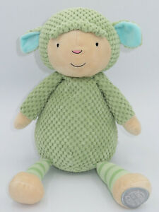 Hallmark You Are A Blessing There For You Crew Green Lamb Stuffed Animal Plush