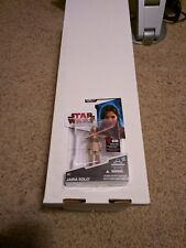 Star Wars 2009 Legacy Collection BuildADroid Action Figure BD No. 60 Jaina Solo