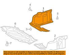 TOYOTA OEM 09-13 Corolla Radiator Core Support-Bracket Left 5327412120