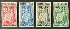 PORTUGAL Sc#671-674 1946 Virgin Mary Mint NH OG VF (19-15)
