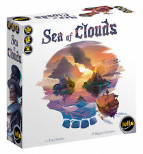 Sea Of Clouds Family Board Game Iello Games IEL 51293 Pirates