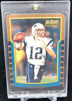 2000 Tom Brady Bowman Rookie Card #236