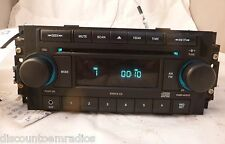04 05 06 07 08 09 10 Chrysler Dodge Jeep Radio Cd Aux P05064173AK Bulk 803