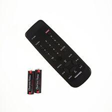 TOSHIBA CT-9988 TV 19AS20, TW40X80, 13A20, CZ19M21 Remote Control w/Batteries