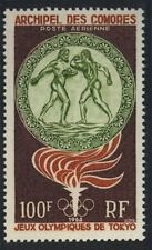 France and Colonies Olympics Stamps