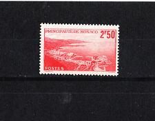 MONACO   vue de la  principauté de 1939/41  2f50 rouge   num:  179   **