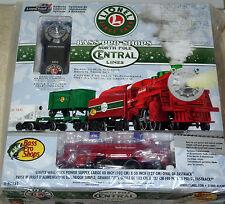 NIB! Lionel North Pole Central O-Gauge Remote Train Set 6-82151 Bass Pro Shops