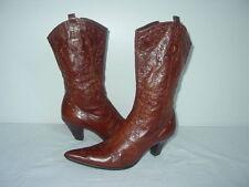 River Island 100% Leather Block Mid Heel (1.5-3 in.) Women's Shoes