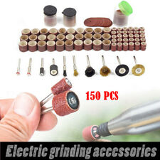 150 PIECE MINI ROTARY POWER DRILL TOOL ACCESSORY KIT FITS DREMEL MULTI TOOLS New