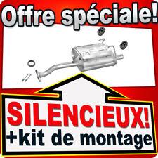 Silencieux Arriere HONDA CIVIC V 1.3 1.5 Hayon 1992-1995 échappement PRY