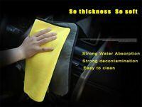 Universal Car Wash Microfiber Cleaning Towel Durable Cloth Drying Wash UK POST