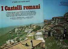Q70 Clipping-Ritaglio del 1980 I Castelli romani