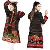 Women's Pakistani Kurta by Sufia Fashions® – Cotton Tunic Top Kurti – All Sizes