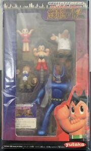 Astro Boy Osamu Tezuka Character Series Atom Mini Figures Japan Yutaka Vintage