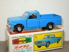Datsun 1500 Pickup Truck - Diapet Yonezawa Toys 0204 Japan 1:40 in Box *33010