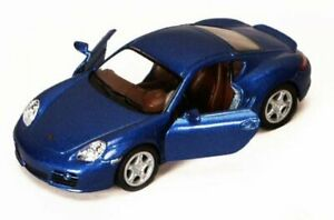 Porsche Cayman S - Kinsmart 5307D - 1/34 scale Diecast Model Toy Car (Brand New,
