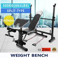 Panca  Letto Pesi Sollevamento Pesi Bench exercise bench adjustable Home Gym