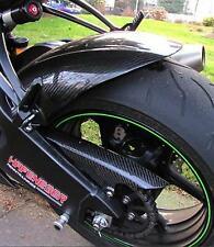 Kawasaki ZX-10R Echt Carbon Kettenschutz 08 28533078