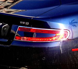 IDFR Aston Martin 2004~on DB9 Chrome frame bezel for tail lights