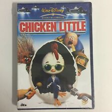 Chicken Little Walt Disney DVD New Blister Pack c31