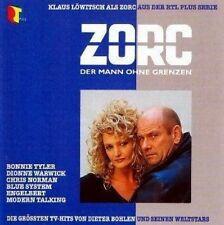 Zorc (RTL, Bohlen, 1992) Bonnie Tyler, Blue System, Les McKeown, C.C. Cat.. [CD]