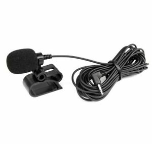 Microphone 2.5mm Jack Replacement Mic for Handsfree Car Kit 3 metre long cable