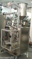0-80gFour-side Seal Touch Screen Salad Dressing/Sauce Packing Machine with Notch