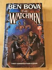 The Watchmen by Ben Bova (1994, Paperback) Good Book