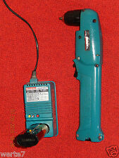 MAKITA DA 391 D PROFI-Winkelakkubohrschrauber mit Ladegerät+Akku,guter Zustand