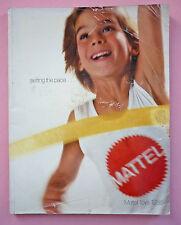 1986 MATTEL TOYS CATALOG - BARBIE, HOT WHEELS, MASTERS OF THE UNIVERSE, ETC -