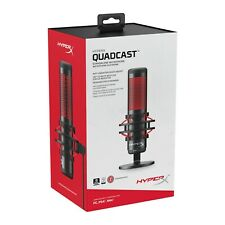 🔥NEW HyperX QuadCast USB Condenser Gaming Microphone SHIPS FAST🔥