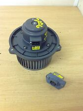 Chevrolet matiz blower motor with rear stat 2006