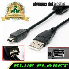Olympus Stylus 790 Sw / 800 Digital / 810 / 820 / Cable Usb Transferencia De Datos De Plomo