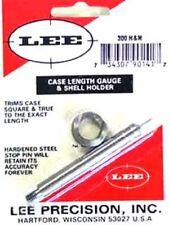 Lee 90141 300 H&H Mag / 300 Rem Ultra Mag Case Length Gage and Shellholder