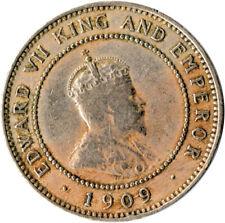 COIN / JAMAICA / 1909 HALF PENNY / KING EDWARD VII.    #WT1448