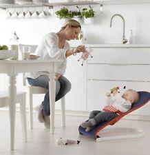 NEU IKEA TOVIG Babywippe Kinderwippe zusammenklappbar, blau,rot babystuhl, Wippe