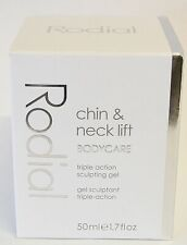RODIAL Chin & Neck Lift  50ml: Triple Action Gel. RRP £79