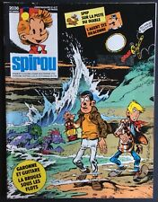 Spirou N°2036 from April 21st 1977 with the 'Trombone Illustrated' Very Fine